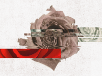 Resurrection Glitch Rose