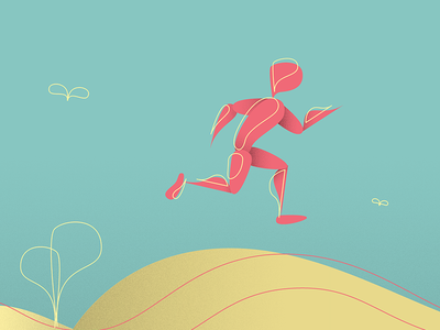 Running Guy and Context