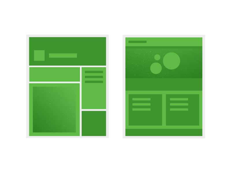 UI Bits texture illustration user interface ui