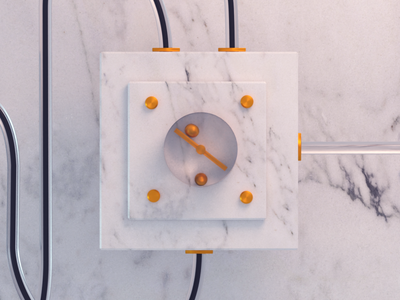 Black Gold - Mechanics of Oppression marble and gold gold marble cinema 4d cycles 4d black lives matter animation c4d