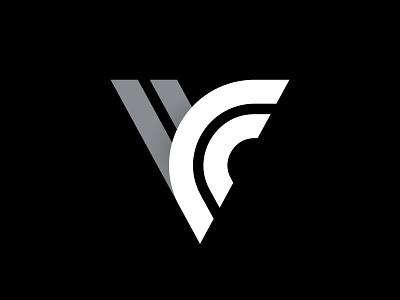 VC c v vc logotype typography letter monogram symbol mark logo