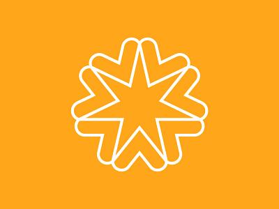 2 heart logo heart line logo sun logo sun star logo star symbol mark logo