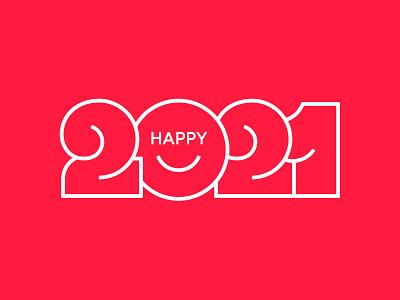 2021 happy new year 2021 happy new year happy holidays numbers new year 2021 logotype typography letter monogram symbol mark logo