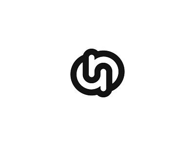 ab ambigram letter typography ab monogram logotype symbol mark logo