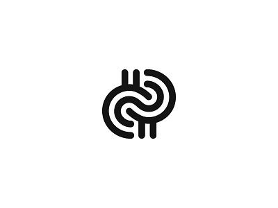 ab 1 letter typography ab monogram logotype symbol mark logo