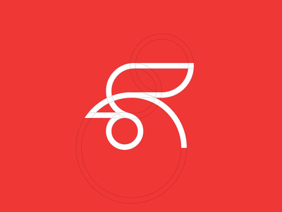 Rooster rooster bird symbol mark logo