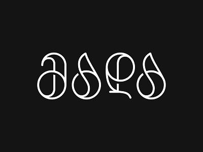 "Georgian lettering ""მადა"" (mada) letters font mada georgia typography georgian lettering logotype"