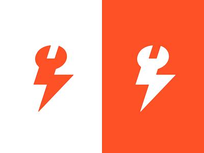 Electrical Service Icon 1 service electrical icon bolt symbol mark logo