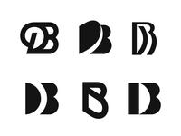 DB Monograms