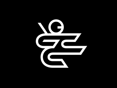 Ninja photograhy ninja symbol mark logo