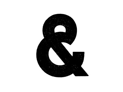 & ampersand typography letter symbol mark logo