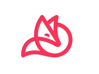 Fox kakhadzen logodesign branding identity design fox illustration symbol mark logo