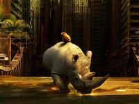 Jungle Rush - DESKTOPOGRAPHY 2012