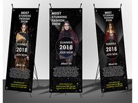 Fashion show Banner