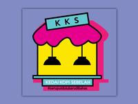 Kedai Kopi Sebelah Logo