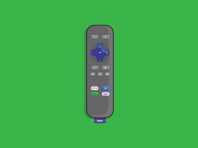 Items of Quarantine: Hulu Remote logo design design vector illustrator illustration graphic  design