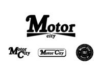 Motor City Logo Exploration