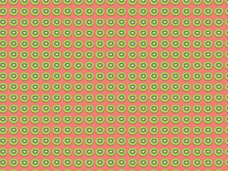 Kiwi Seamless Pattern juicy sweet fresh rows repeat pattern repeat hand drawn pattern seamless pattern pink kiwi fruit summer