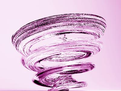Glass whirlwind