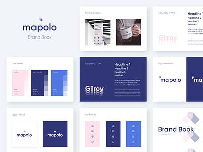 Brand Book Exploration 🎨📘 yonke color palette logo design typography logo clean blue and pink pink and blue brand board brand book branding design brand design brand identity branding brand