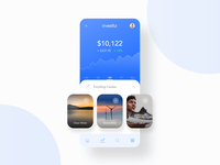 Investful App Screen Exploration