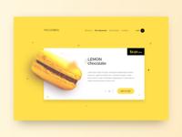 Macarons website