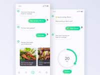 Recipe app chatbot