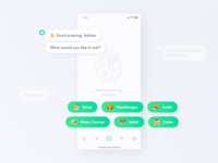 Chatbot - Find recipes