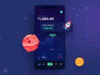 SpaceBank App