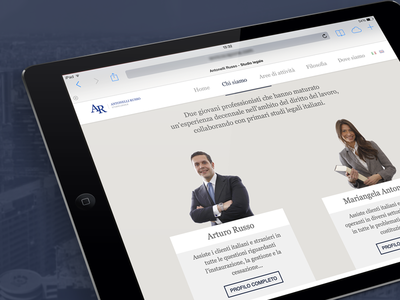 About Us about curriculum ipad lawyers