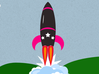 Start-up missile