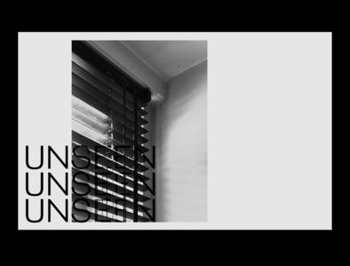 Lockdown Zine – UNSEEN conceptual layered lockdown unseen publication zine editorial design editorial graphic design photography typography adobe