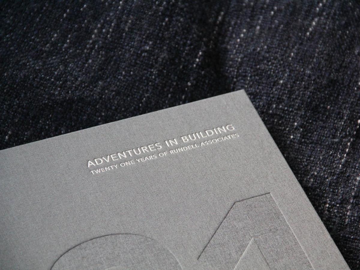 Adventures in Building publishing photo book book design graphic design editorial design adobe indesign