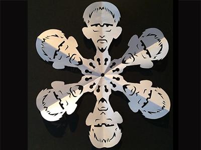 Snowden-Flake snowflake snowden