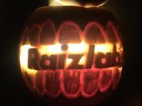 Raizlabs Logo Pumpkin