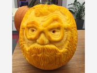 Jack-o-Lawson? Pumpkin Spice Matté?