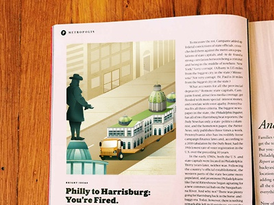 Philly Mag philly mag philadelphia magazine william penn harrisburg architecture