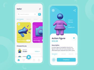 3D Iconz ui  ux ui design illustration mobile app mobile app ui iconz three dee 3d icon 3d icons 3d illustrations 3d illustration 3d