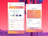 Checkout - VClock App
