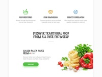 Foodiscover - Features