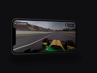 Formula 1 - 360 Video Playback