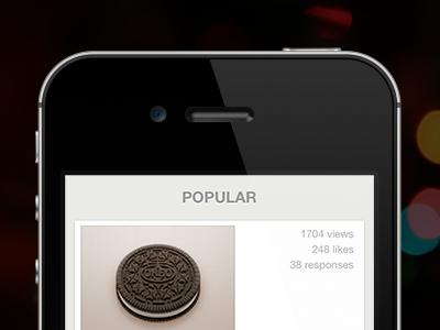 Backboard dribbble client ios iphone app ui misecia backboard