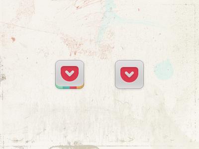 Backboard - Pocket dribbble client ios iphone app icon misecia backboard ipad pocket icons