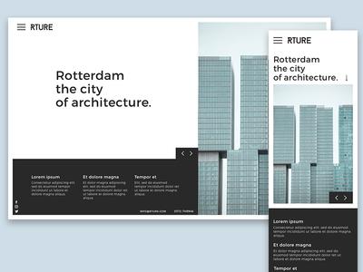 Rture - homepage