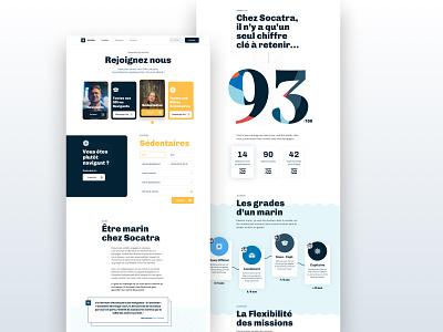 Socatra - Webdesign atsea navigator shipowner websites webdesign uidesign uxdesign