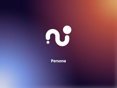 Persona - Logo Design skills sharing learning plateform branding design branding identity design identity logo design logo
