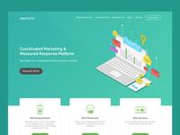 Neo Digital Landing Page