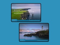 Vermont Landing Page