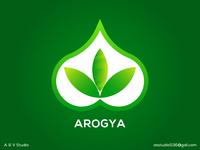 Arogya Hostipal Logo