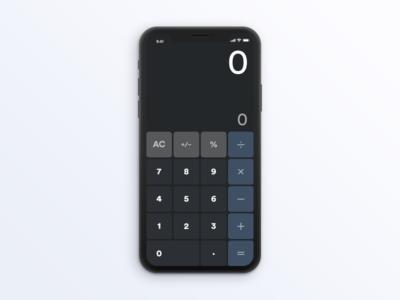 Simple Calculator App